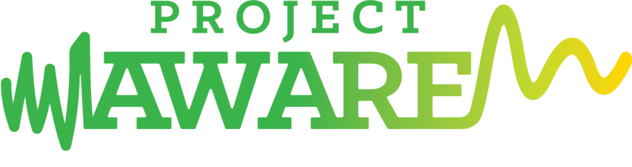 Project Aware Logo PNG Image